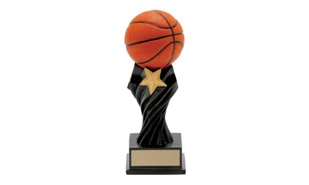 SALE! Basketball Sculpture: 6""