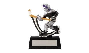 SALE! Manga Hockey Player: 5-1/2""