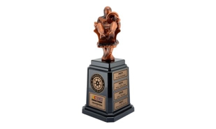 Fantasy Car Racing Tower Annual Trophy: 11-1/4""
