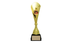 Gold Bruno Cup Trophy: 18-5/8""