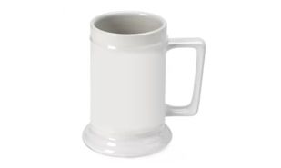 Ceramic Beer Stein: 16 oz.