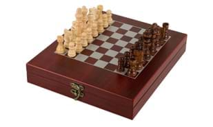 SALE! Deluxe Rosewood Chess Set