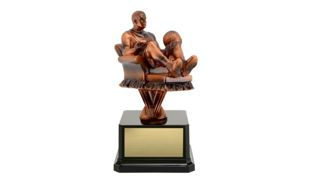 Fantasy Basketball Keeper Trophy: 8""