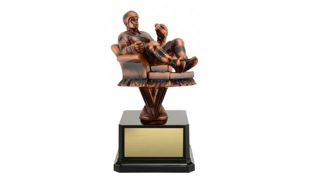 Fantasy Hockey Keeper Trophy: 8""