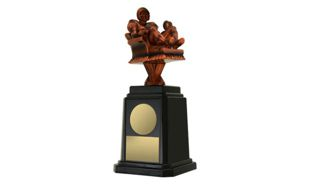 Fantasy Football Tower Annual Trophy: 11-1/4""