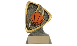 Avenger Basketball Sculpture: 5-5/8""