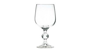 Crystal Wine Glass: 8 oz.