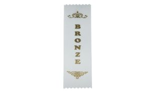 Stock Bronze Ribbon