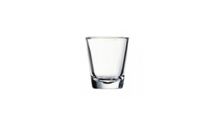 Shot Glass: 1 oz.