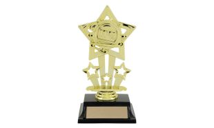 Track Trinity Series Trophy: 7""