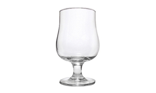 Belgium Craft Beer Glass: 16-3/4 oz.