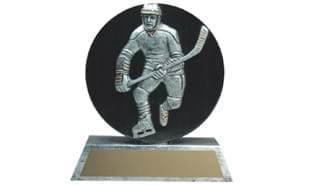 "5"" Hockey Puck Sculpture"