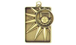 Soccer Spinner Dog Tag