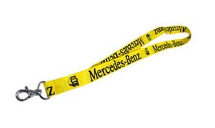 Full Colour Process Printed Lanyard - 1 Side