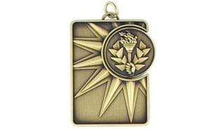 Victory Spinner Dog Tag
